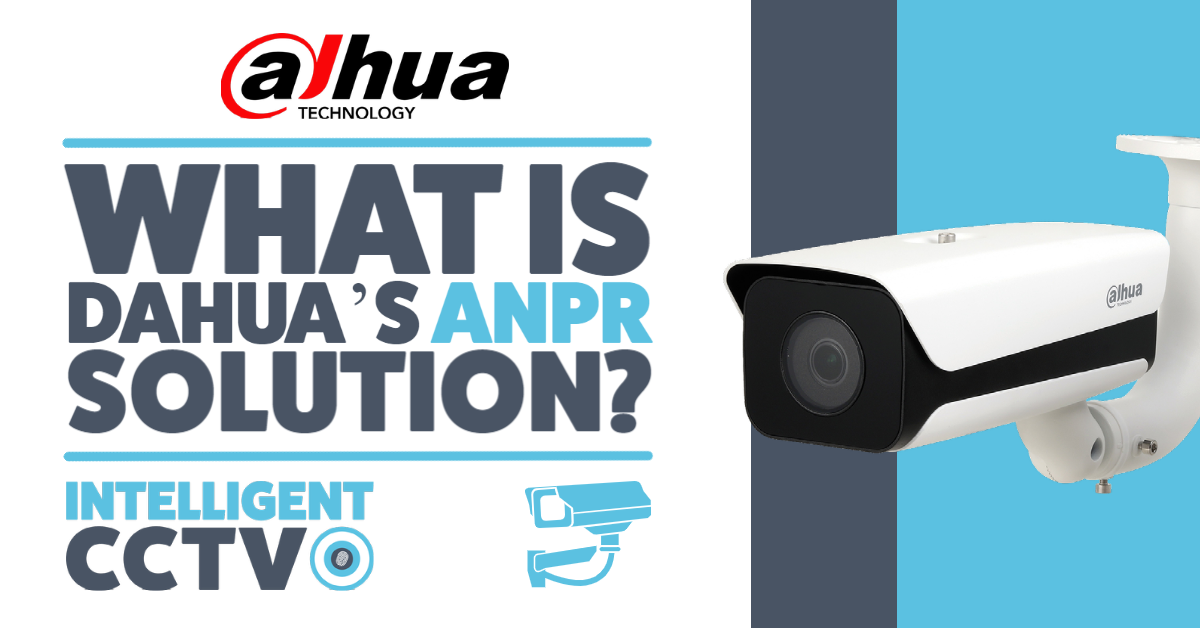 What is Dahua's ANPR Solution?