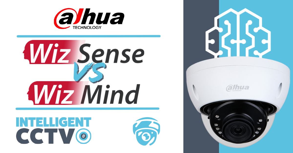 Dahua WizSense vs WizMind