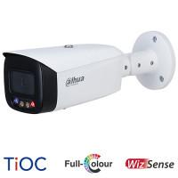 Dahua 5MP TiOC Full-Colour Active Deterrence Bullet Camera | IPC-HFW3549T1P-AS-PV