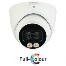 Dahua 4MP Full Colour Turret Camera | IPC-HDW2439TP-AS-LED-S2