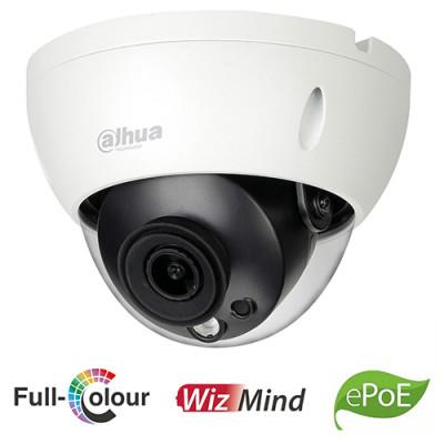 Dahua 4MP Full Colour Dome Camera   IPC-HDBW5442RP-ASE-NI