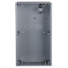 Dahua 2 Module Aluminium Flush Mounting Box   VTM127